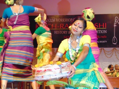 KUSHAN FOLK DANCE