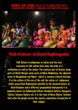 Folk Culture of Koch-Rajbongshis