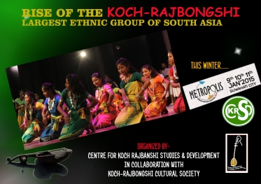 "Mertopolis 2015 (""RISE OF THE KOCH-RAJBONGSHI LARGEST ETHNIC GROUP OF SOUTH ASIA"")"