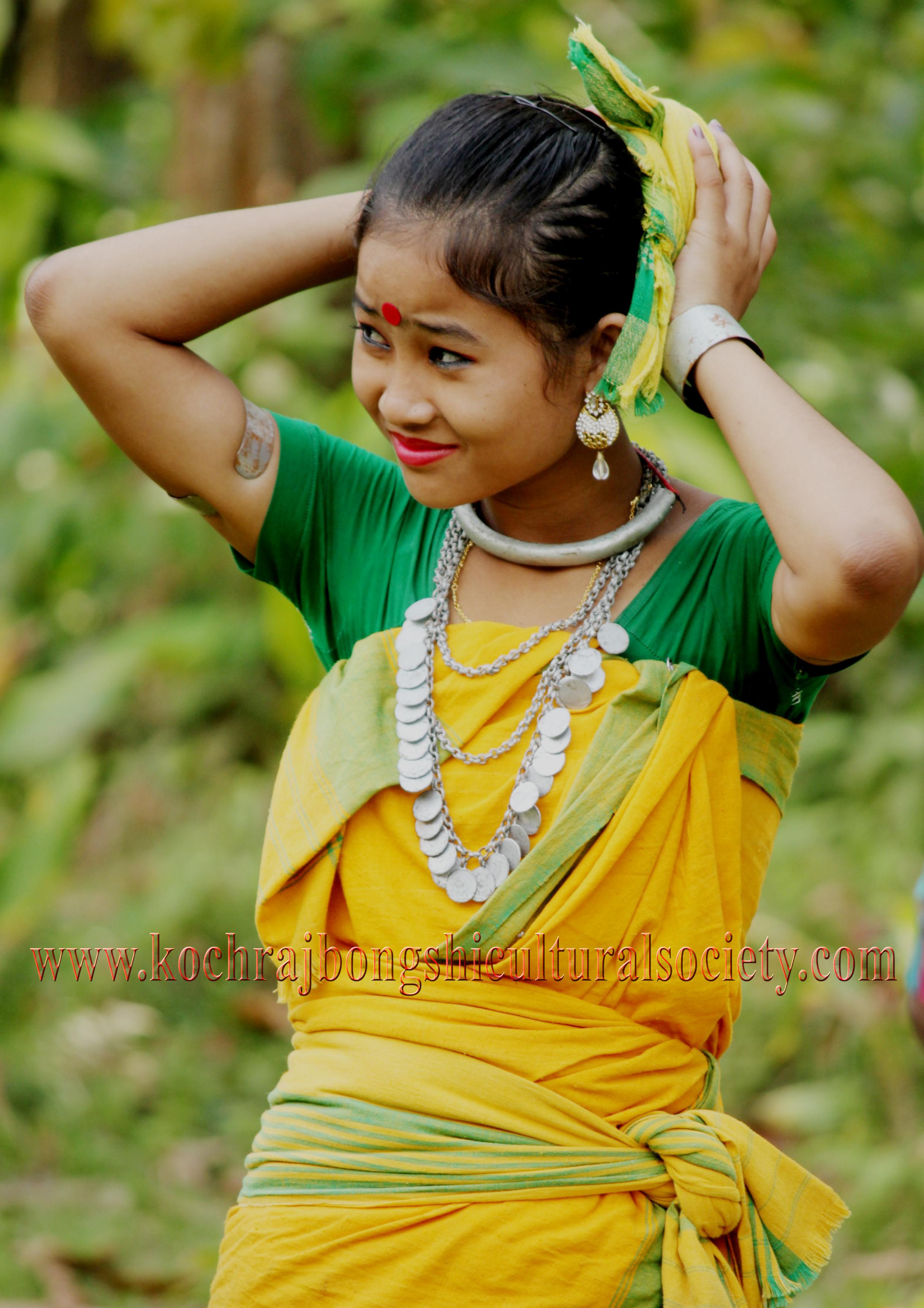 Meghalaya girls