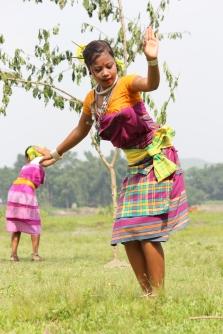 koch rajbongshi folk dance