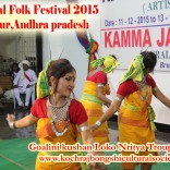 National Folk Festival 2015