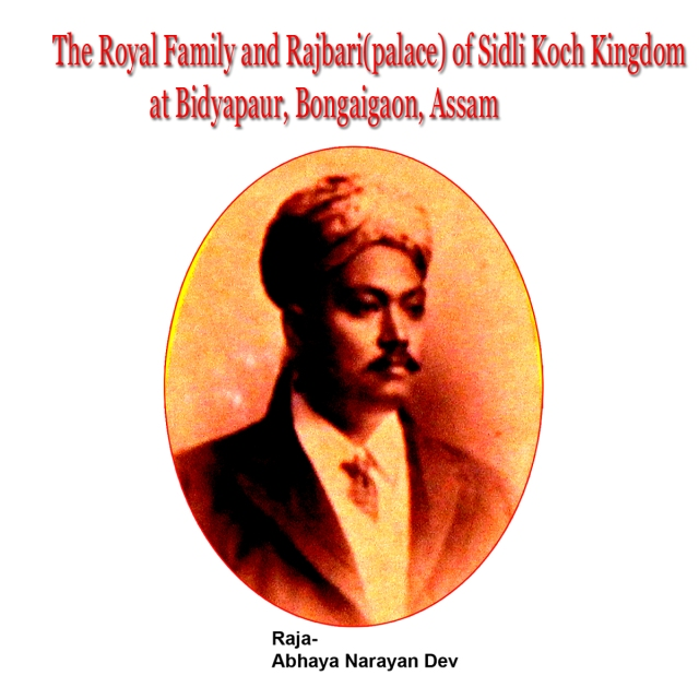 Raja Abhaya Narayan Dev 0