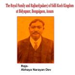 raja abhaya narayon deb