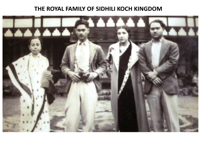 THE ROYAL FAMILY OF KOCH KINGDOM 8