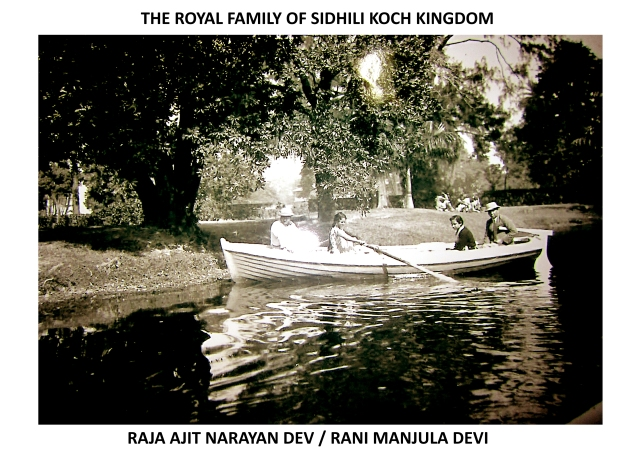 THE ROYAL FAMILY OF KOCH KINGDOM